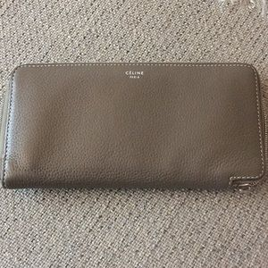 Authentic Celine Wallet